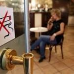 απαγόρευση του καπνίσματος σε δημόσιους χώρους