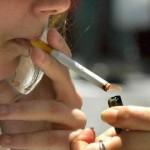 Ραγδαία αύξηση ανήλικων καπνιστών