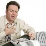 Αύξηση του κινδύνου καρδιοπάθειας ή εγκεφαλικού από την σκληρή σωματική εργασία